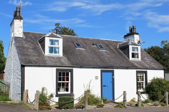 Westend Cottage, Maybole Road, Kirkmichael