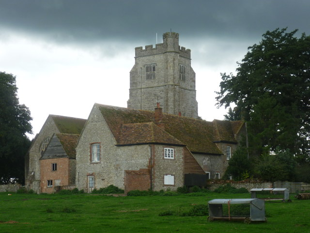 St Martin's Church, Aldington