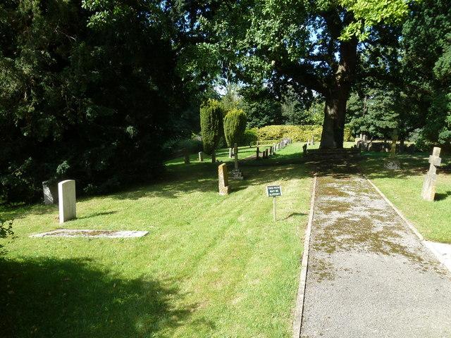 St Nicholas, Sandford Orcas: churchyard (8)