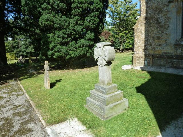 St Nicholas, Sandford Orcas: churchyard (9)