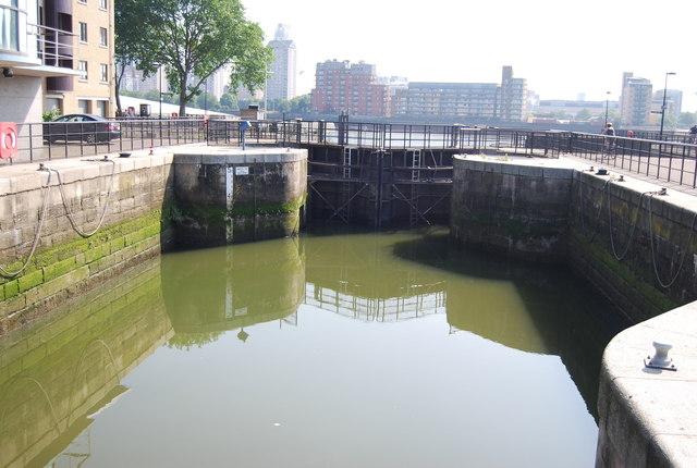 South Dock Lock