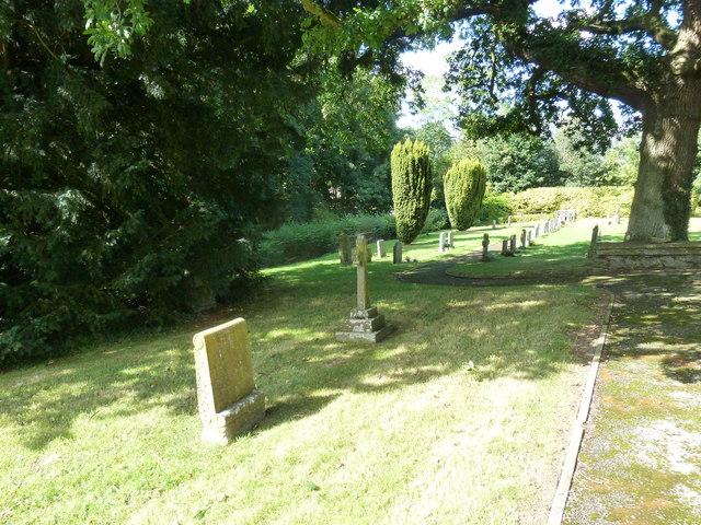 St Nicholas, Sandford Orcas: churchyard (10)