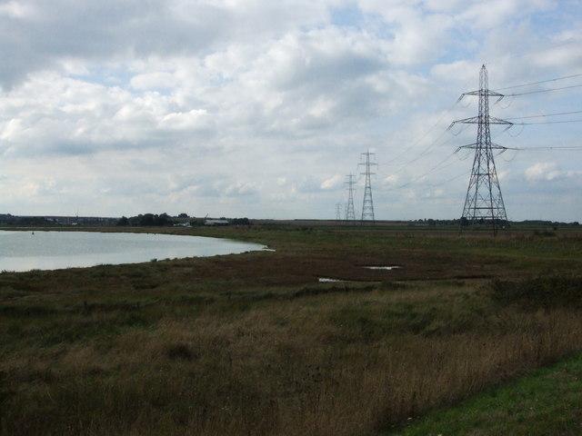 Faversham Creek and Nagden Marshes