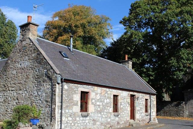 Kirk Cottage, Kirkmichael
