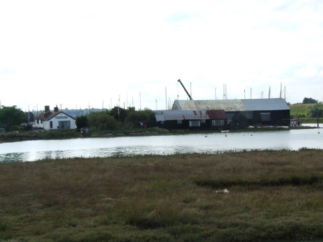 The Shipwrights Arms and Hollowshore Boatyard