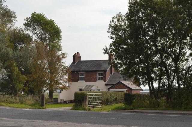 Toll House Farmhouse (Rear), Preston New Road, Freckleton