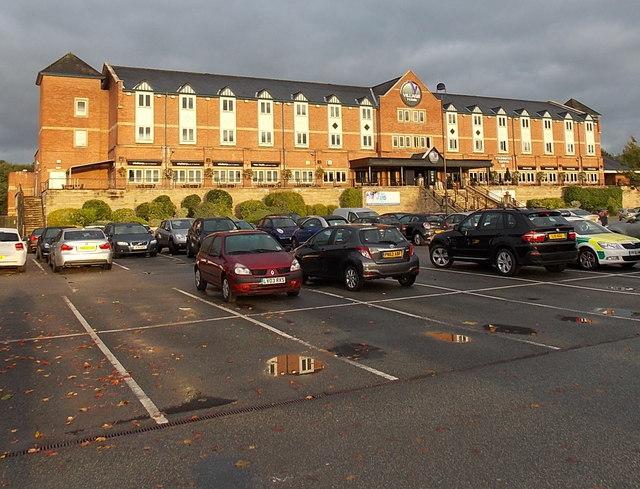 Village Hotel, Bury