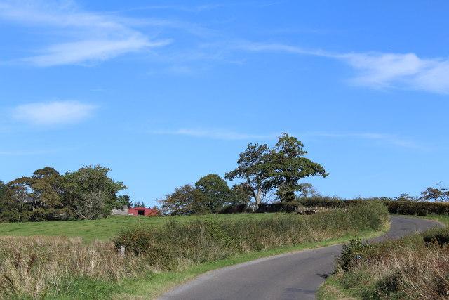 Approaching Dalvennan
