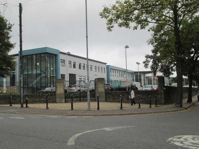 Calderdale College - Parkinson Lane