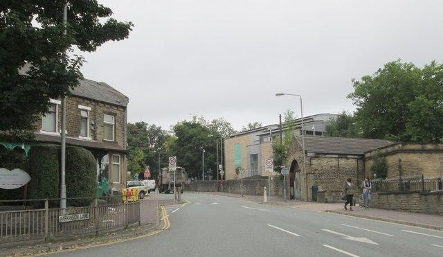 Parkinson Lane - King Cross Street