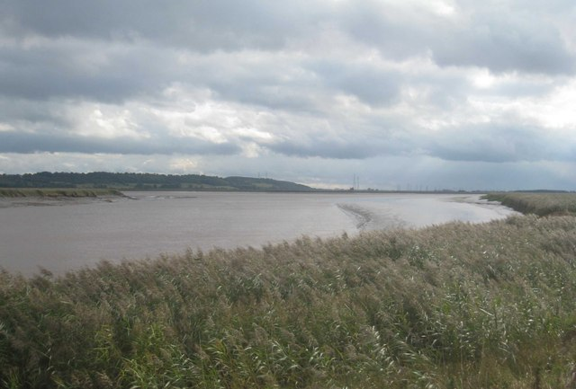 A course of the River Humber