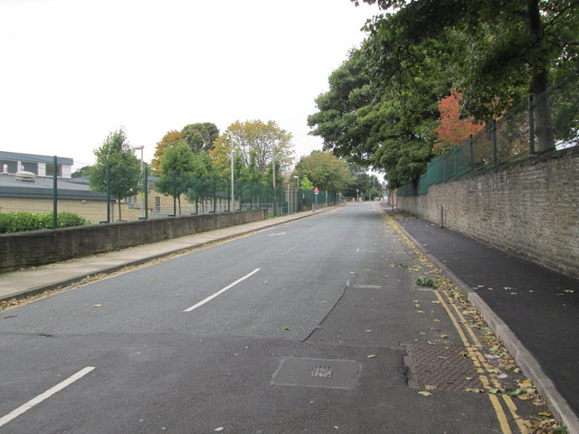 Swires Road - viewed from Westfield Street