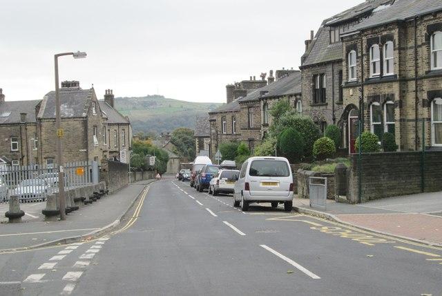 Swires Road - viewed from Westfield Street