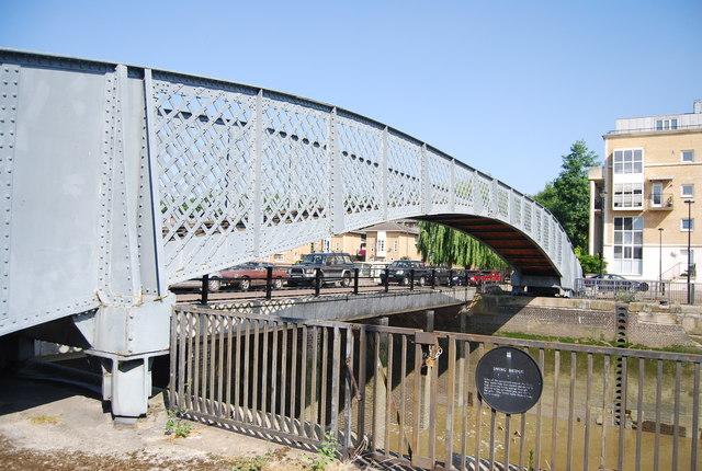 Swing Bridge, Greenland Dock