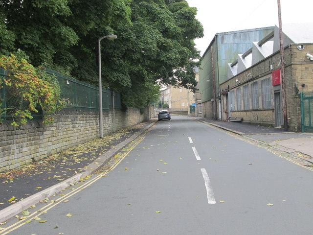 Westfield Street - Swires Road
