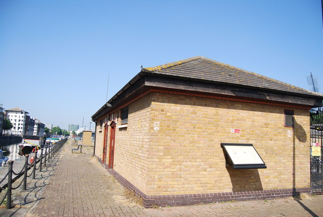 Store Shed, Greenland Dock
