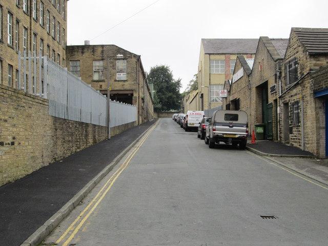 Wellington Street West - looking towards Westfield Street