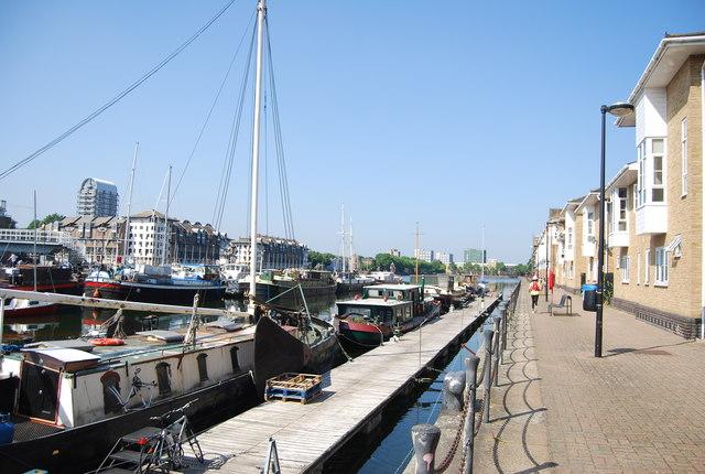 Finland Quay, Greenland Dock