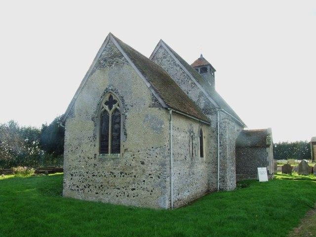 St. Bartholomew's, Goodnestone