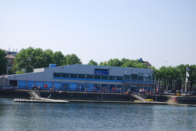 Surrey Docks Water Sports Centre
