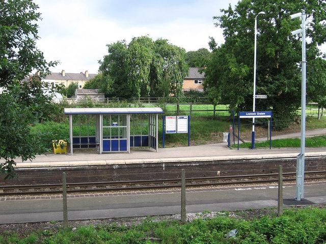 Lostock Gralam - Station