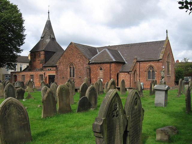 Lostock Gralam - Church