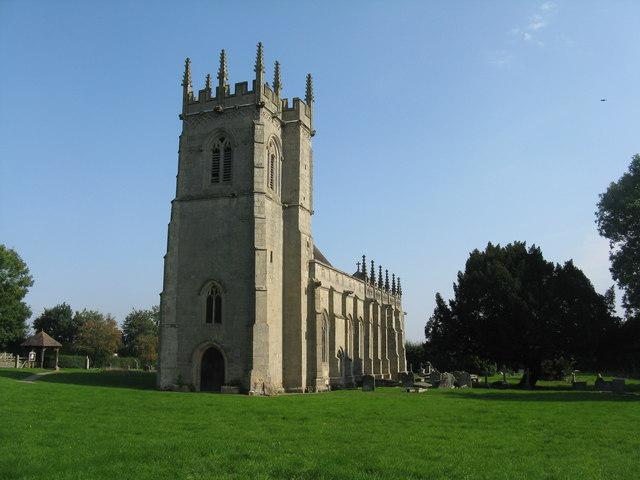 Church at Battlefield