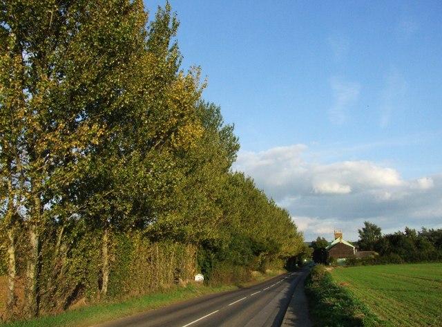 Graveney Road, near Faversham