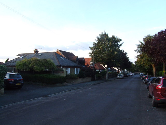 Preston Avenue, Faversham