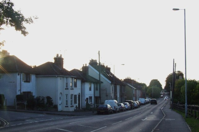 Canterbury Road, Faversham