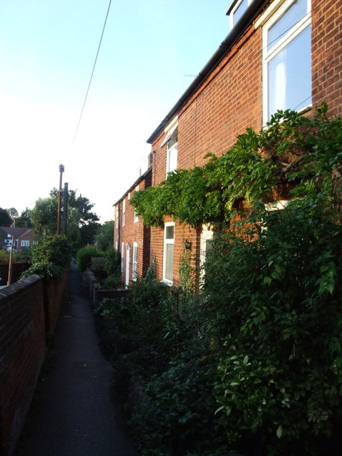 Ivy Cottages, Preston Lane, Faversham