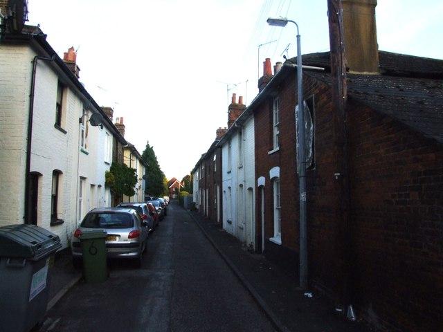 Nelson Street, Faversham