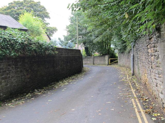 Love Lane - Savile Road