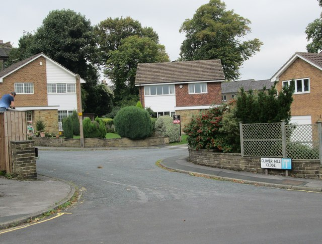 Clover Hill Close - Love Lane