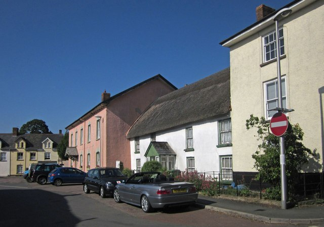 The Square, Witheridge