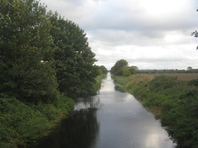 The Market Weighton Canal