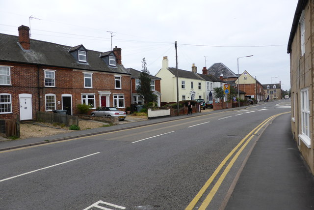 Houses on West Street
