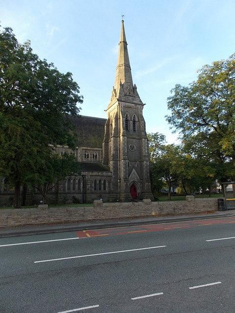 Spire, Parish Church of St Thomas, Bury