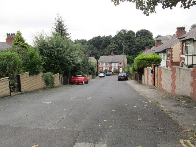 Rothwell Drive - Rothwell Road