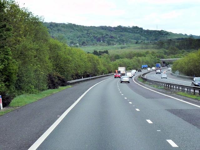 M26 near Otford