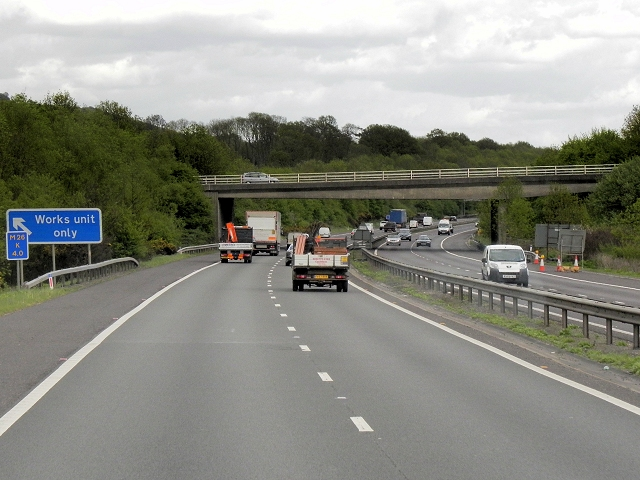M26, Otford Road (A225) Bridge