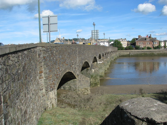 The Long Bridge, Barnstaple