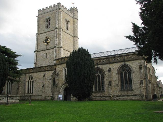 St Mary's Church, Axminster