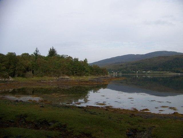 Loch Creran at South Creagan
