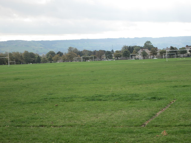 Playing Fields - Free School Lane