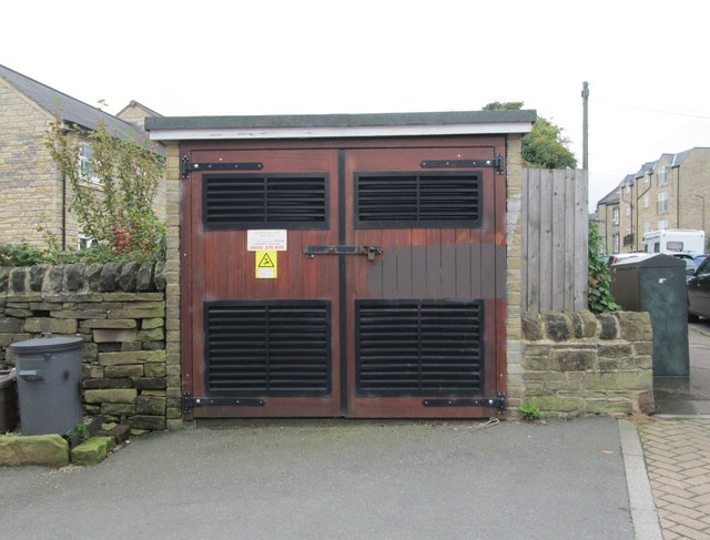 Electricity Substation No 2013 - Clover Hill Road