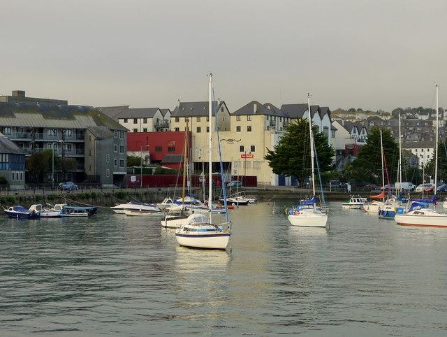 Penzance Harbour, 1