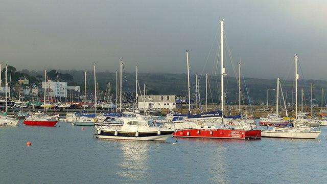 Penzance Harbour, 2