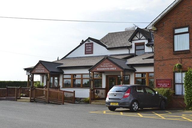 The Birley Arms, Bryning Lane, Warton