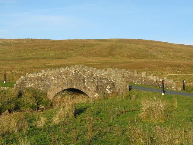 Road Bridge in West Stones Dale